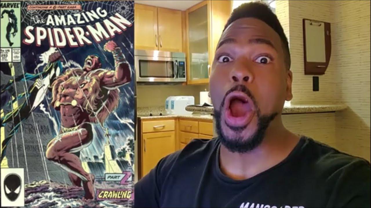 Kraven The Hunter in Spider-Man 3?!