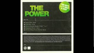 Tom Novy Feat. Tv Rock & Snap - The Power (Highpass Remix)