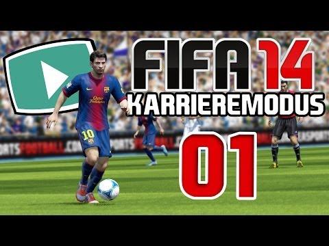 FIFA 14 Karrieremodus (Fc Bayern) #01- Auf in die neue Saison !! [Lets Play FIFA 14 Karrieremodus]