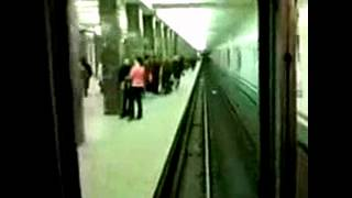 Самые жесткие приколы  в метро! Январь 2015.The toughest tricks in the subway!