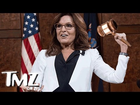 Sarah Palin: The Next Judge Judy?! | TMZ TV