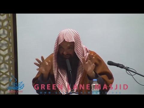 The Reality of Envy & the Evil Eye - Shaykh Abu Suhaib
