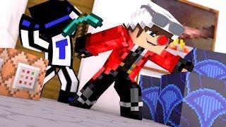 СТОЛБЫ С ТЕРОСЕРОМ! ПАРК ЮРСКОГО ПЕРИОДА! Minecraft