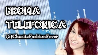 Nos trollea Chusitafashionfever | Broma Telefónica (parte 6) Con Tortosicrack