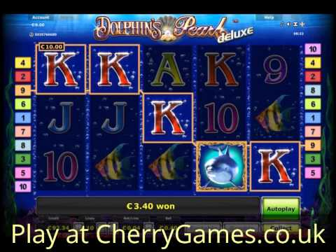 Dolphins Pearl 2 deluxe Slot - Play free Novomatic Casino games
