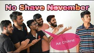 NO SHAVE NOVEMBER || COMEDY VIDEOS || GangFLD