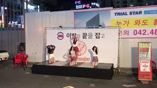 K-pop dance team - 여성댄스그룹 와이엘 (싸이렌)