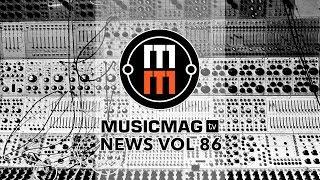 News #86: несколько свежих синтов, 8-голосный клавишный Elektron Digitakt и др.
