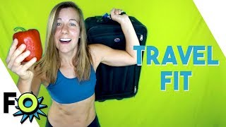 How Do I Eat Healthy While Traveling? | Fitness Outrageous | Ep. 5