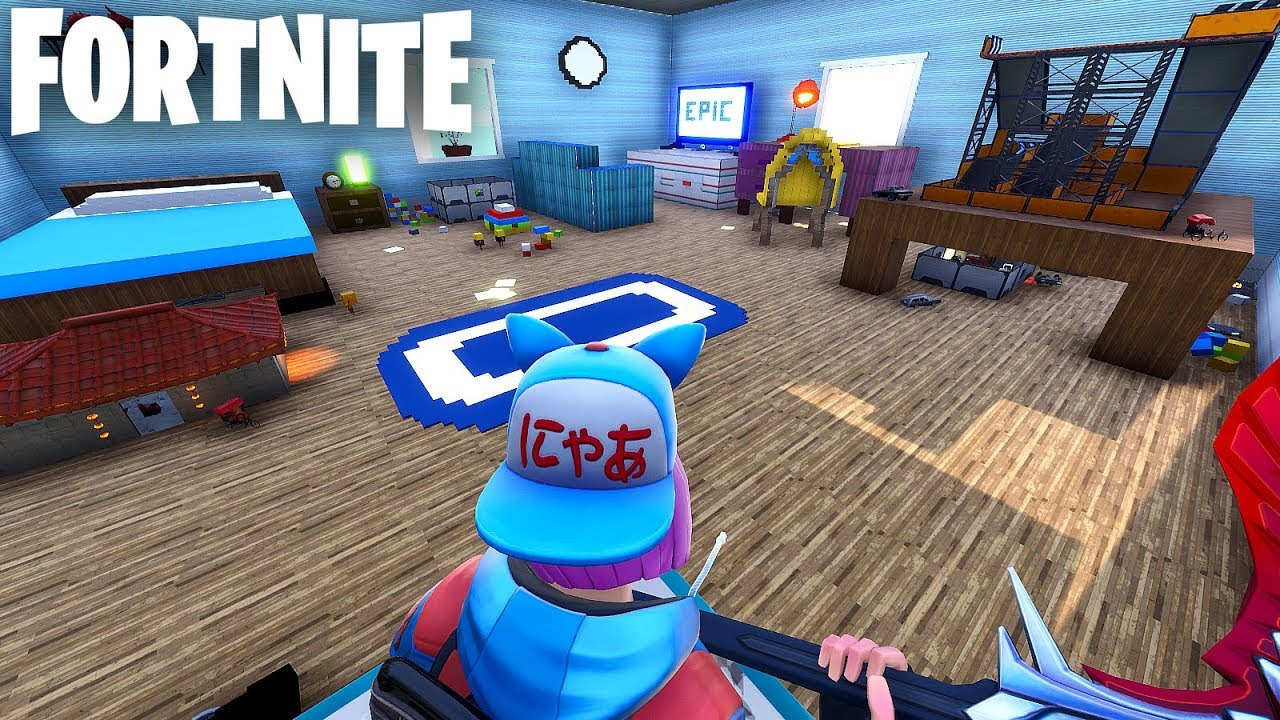 Fortnite Creative The Best Hide And Seek Map Codes In Description Tiny Toys Toy Story Map