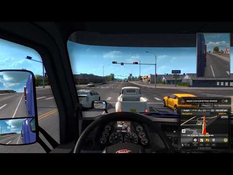 American Truck Simulator: New Mexico Gameplay Review