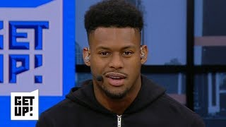 I don't want Antonio Brown to leave the Steelers - JuJu Smith-Schuster | Get Up!