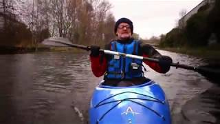 Tinsley Canal Explore by Kayak  Part 2