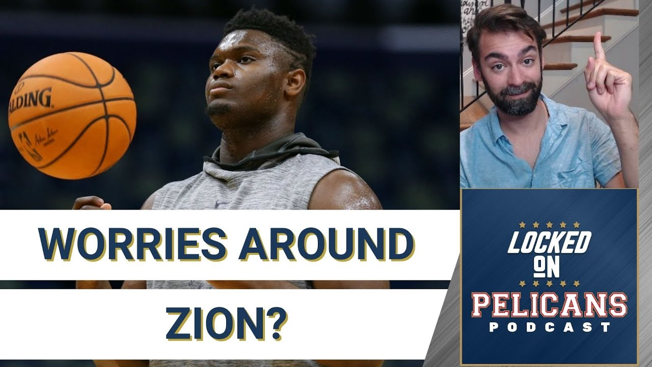 New Orleans Pelicans: Why can't Pels just be straight about Zion ...