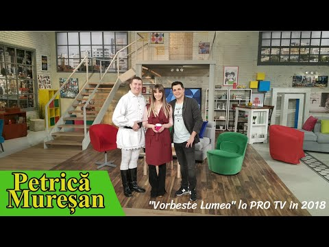 Petrica Muresan - ,,Cantecu' si voia buna'' la Pro TV