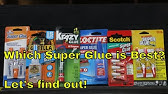 Which Super Glue Brand is the Best?Let&#39s find out!