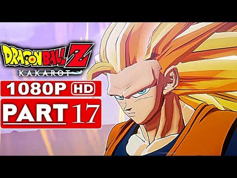 DRAGON BALL Z KAKAROT Gameplay Walkthrough Part 17 [1080p HD 60FPS PS4] - No Commentary
