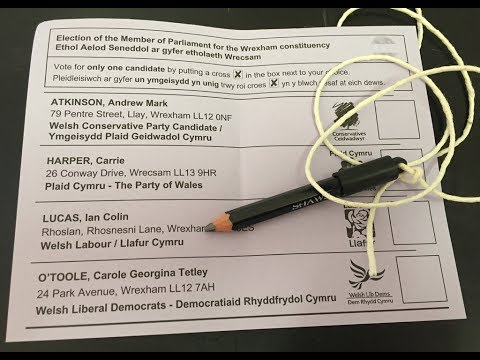Live - Wrexham & Clwyd South General Election Count 2017