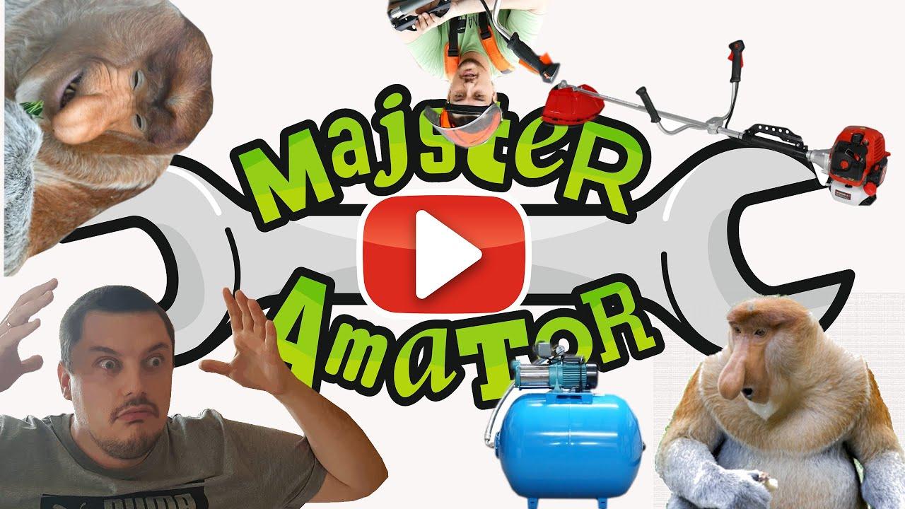Majster Amator - Zaproszenie na kanał