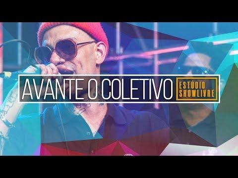Avante O Coletivo - Cria da Quebrada (part. Bivolt) - Ao Vivo no Estúdio Showlivre 2018
