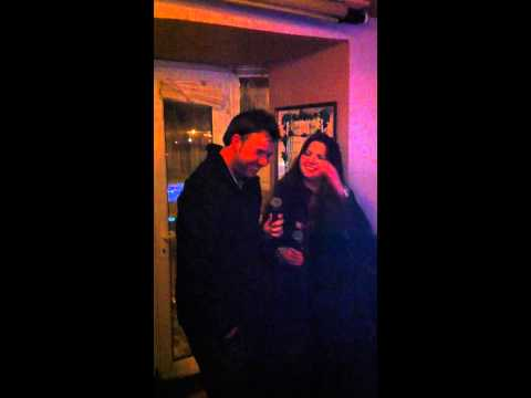 Karaoke with the Dutch