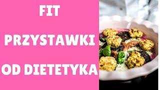 FIT PRZEKĄSKI opracowane przez dietetyka Naturhouse | Ugotowani.tv HD