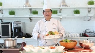 Cooking With Chef Toey - Rillette Of Salmon