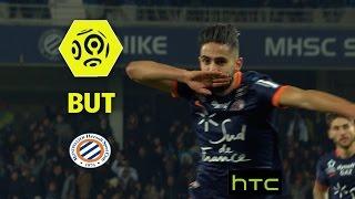But Ryad BOUDEBOUZ (80') / Montpellier Hérault SC - Paris Saint-Germain (3-0) -  / 2016-17