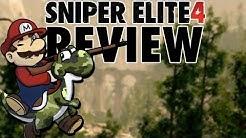Sniper Elite 4 Review (german)