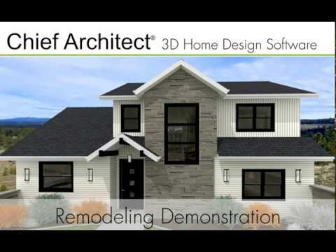 Chief Architect X10 Remodeling Webinar