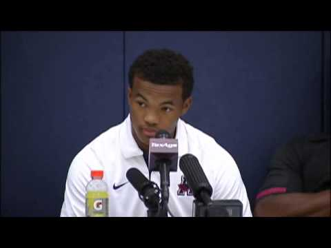 RAW Video - Kyler Murray chooses Texas A&M