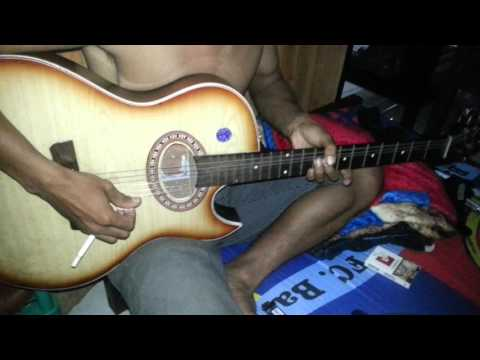 Kapten - malaikat cinta acoustic by duo loreng