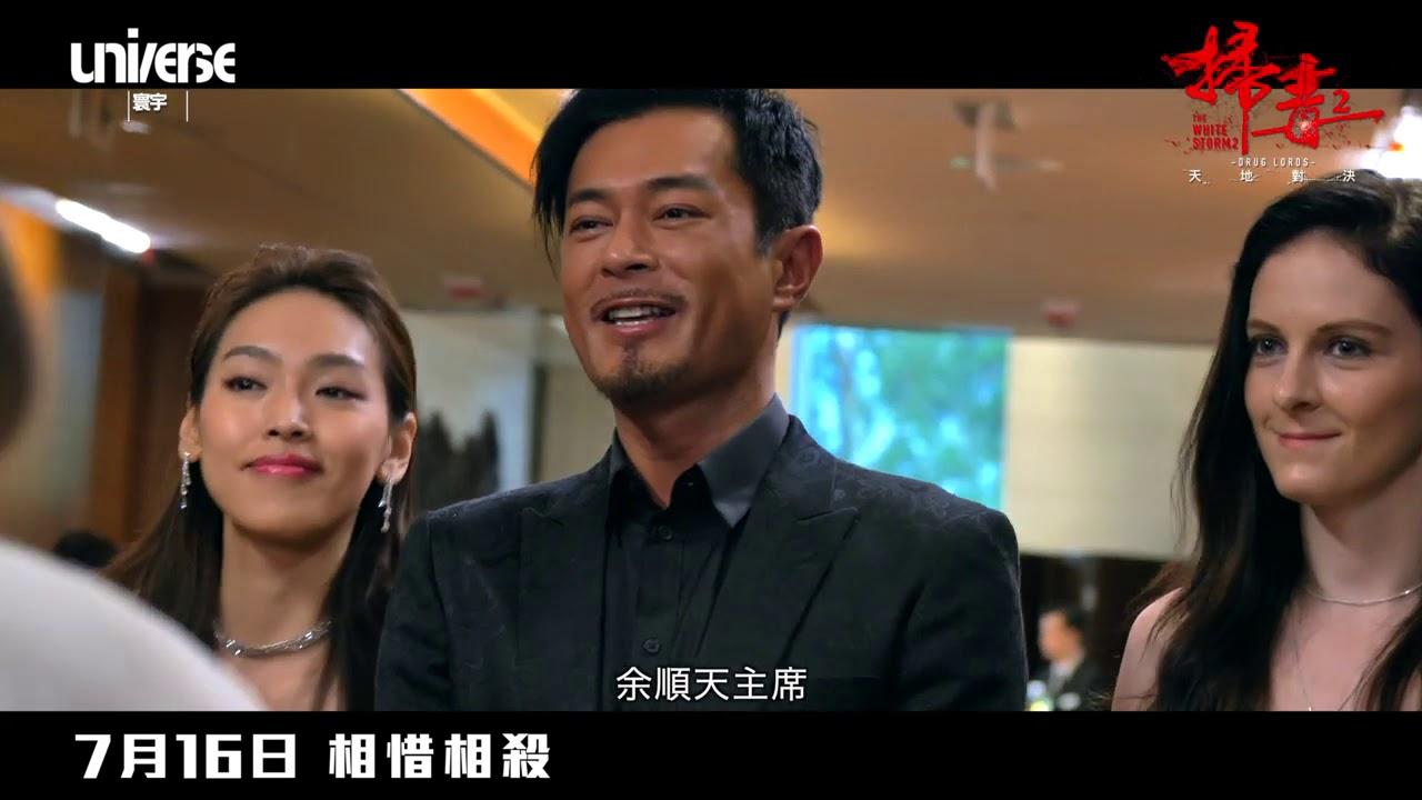 Download The White Storm 2 - Drug Lord (2019) - HK Movie Trailer   HOTDOG ASIAN TRAILER