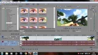 Como Melhorar a Qualidade de um Vídeo no Vegas Pro 11 (HD) (2016)