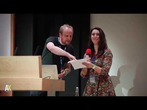 AdvX 2018 - Jon Ingold - Sparkling Dialogue: A Masterclass
