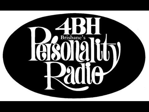 Radio 4BH Brisbane - 1955
