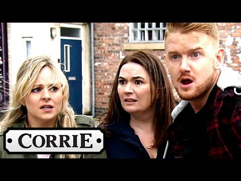 Coronation Street - Phelan's Gun Goes Off