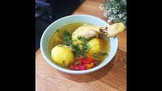 ШУРПА с курицей Ароматный и очень вкусный суп Рецепт из Турции