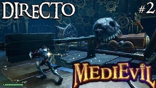 Vídeo Medievil Remake