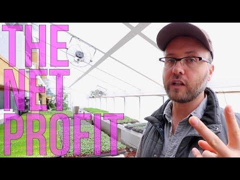 WHAT'S THE NET PROFIT???