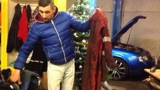 видео Чем отстирать мазут с одежды в домашних условиях