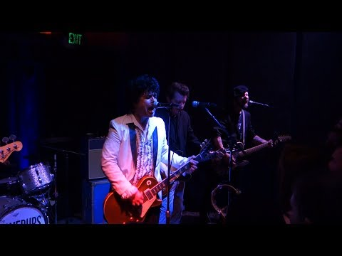 The Coverups (Green Day) - A Million Miles Away (The Plimsouls cover) – Secret Show, Live in Albany