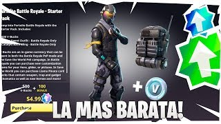 THE CHEAPEST SKIN IN FORTNITE! YOU HAVE TO SEE IT
