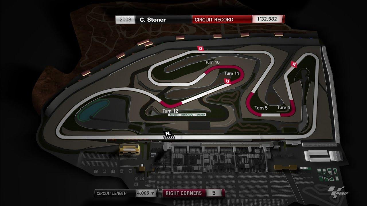 Circuito Ricardo Tormo : Track guide valencia circuito ricardo tormo youtube