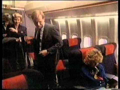 British airways in 1970s 1980s