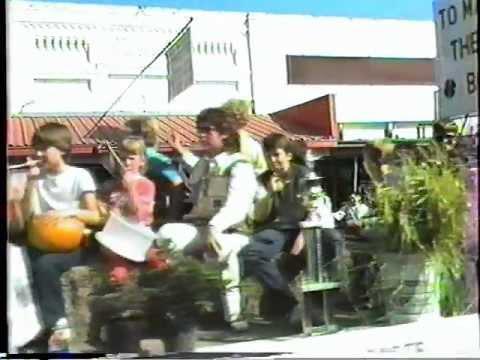 Bay City Tx (2/3)Rice Festival Parade  1986