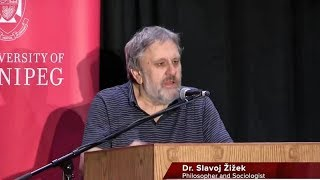 Slavoj Zizek - Are We Still Human If Our Brains Are Wired? -  April 2019