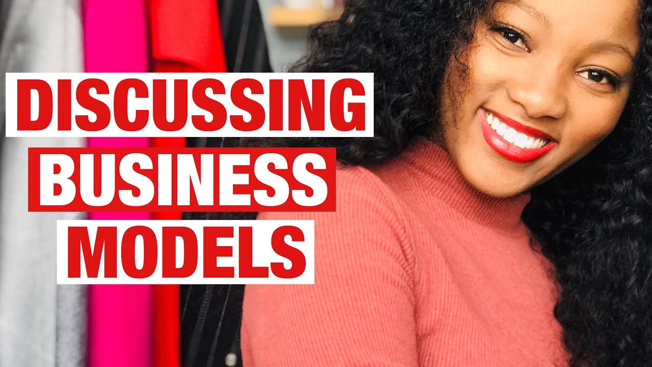START-UP GUIDE CLOTHING BRAND -  Business Models!