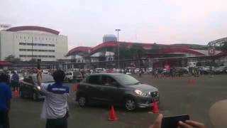 Datsun Go+ Community Indonesia Drift MGK