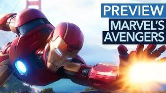Marvel's Avengers wird Destiny mit Superhelden